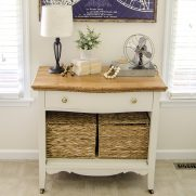 ORC #5 – Farmhouse Cabinet Makeover