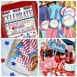 15 Free 4th of July Party Printables