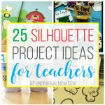 25 Silhouette Project Ideas for Teachers