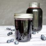 Blueberry Simple Syrup – Recipe and Drink Ideas