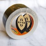 DIY Duct Tape Earrings with Gorilla Tape