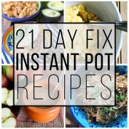 21 Day Fix Instant Pot Recipes You'll Actually Want to Eat
