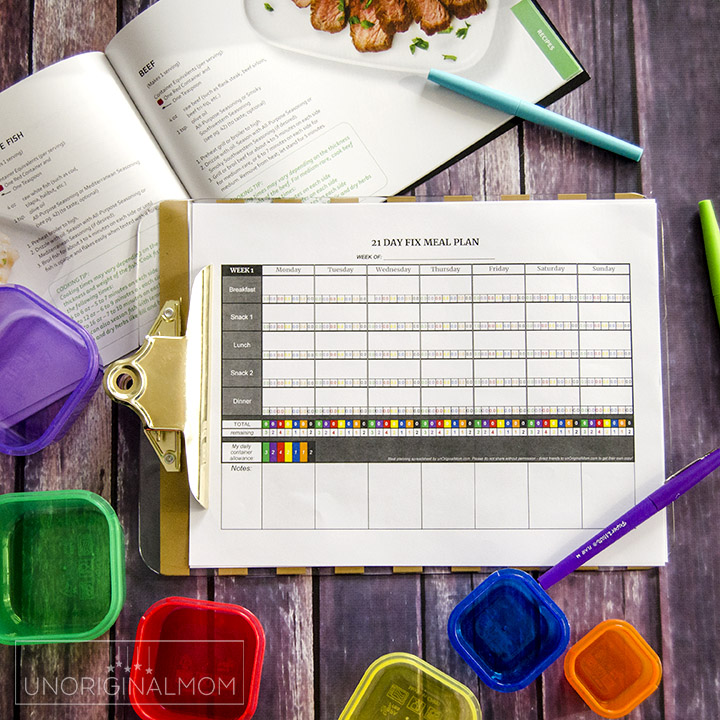 picture relating to 21 Day Fix Meal Planner Printable referred to as 21 Working day Restore Evening meal Method Spreadsheet - Absolutely free Self-Calculating
