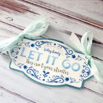 Free Printable Frozen Stroller Sign