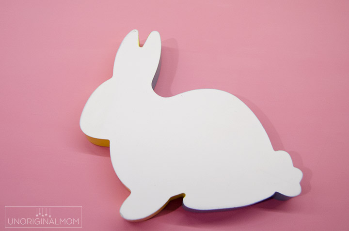 Every Bunny Needs Some Bunny - Easter bunny SVG and printable - bunny from Target dollar spot #freeSVG #silhouette #cricut #easterprintable #bunnyprintable