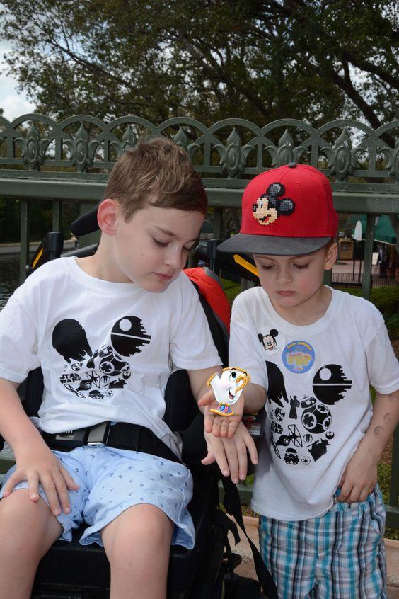 20 DIY Disney Shirts with Free Cut Files - unOriginal Mom