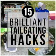 15 Brilliant Tailgating Hacks for Football Season