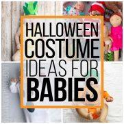 Halloween Costume Ideas for Newborns
