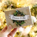 Mini Wreath Gift Tags