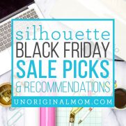Silhouette Black Friday Sale Review – My Picks & Passes