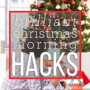Christmas Morning Hacks for a Joy-Filled Morning