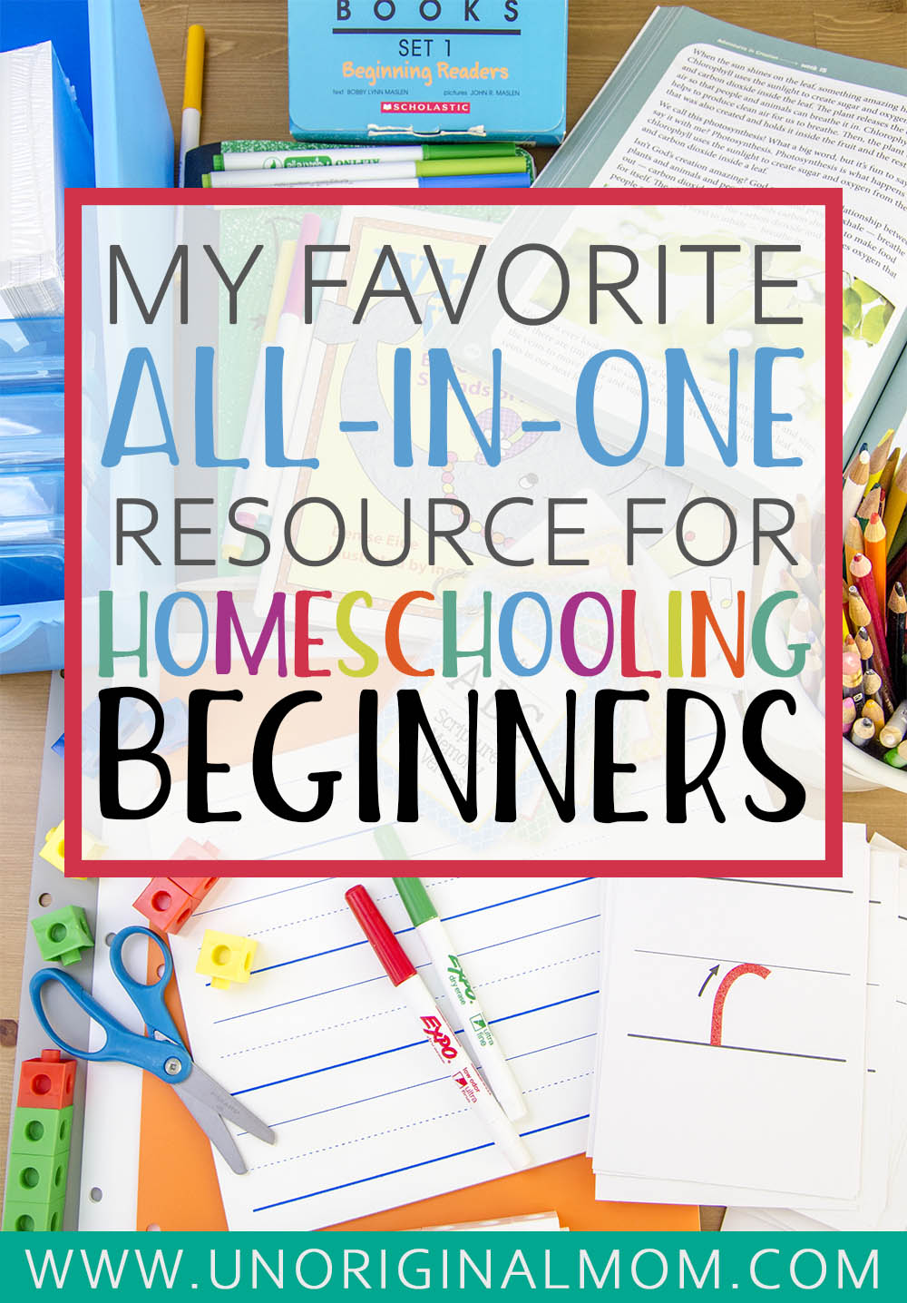 Looking for resources for temporary homeschooling? Here's my review of the Ultimate Homeschooling Bundle and my best picks for homeschooling beginners.