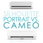 Portrait 3 LAUNCH: Silhouette Portrait 3 vs. Cameo 4