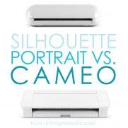 Portrait 3 LAUNCH: Silhouette Portrait 3 vs. Cameo 4