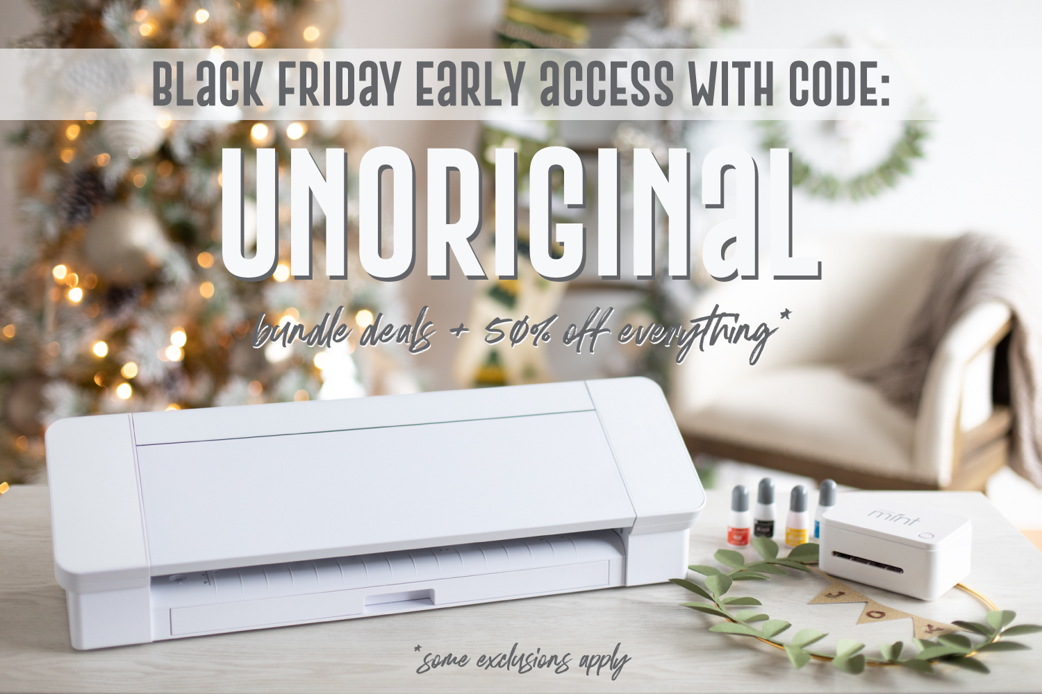 Silhouette Black Friday Sale code