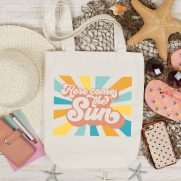 Free Summer SVGs – Here Comes the Sun